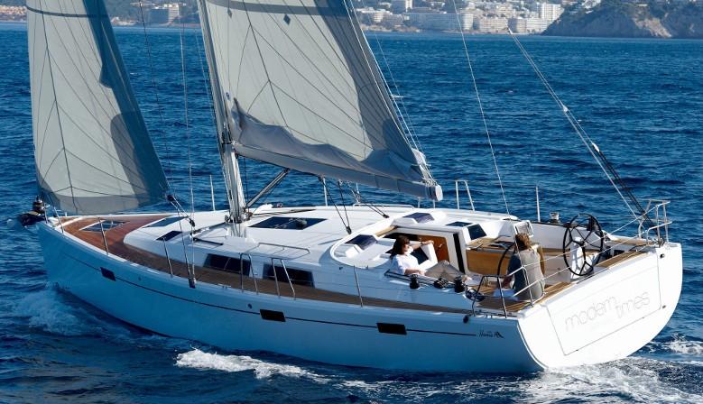 Hanse Yachts, voiliers de croisière, faciles et fonctionnels.